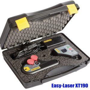 Cân chỉnh dây curoa bằng laser, căn chỉnh puli Easy-Laser XT190
