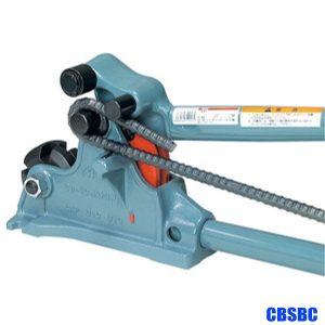 CBSBC Kìm cộng lực cắt uốn sắt 10 đến 13 mm, MCC Japan.