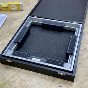 nivo khung vuông 300mm giám định