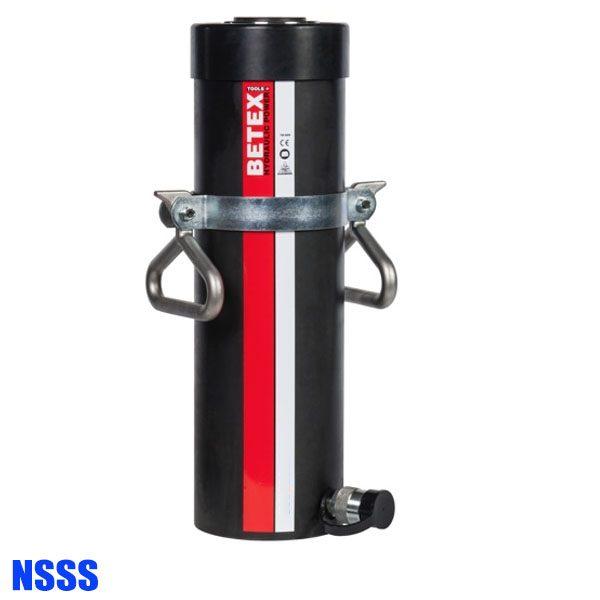 NSSS Series Kích thủy lực 4.5 - 100 tấn, 1 chiều, hồi bằng lò xo