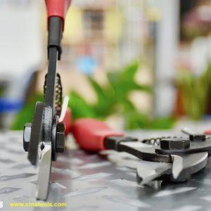 Kéo cắt tôn PMU-240 có lưỡi cắt siêu bền siêu cứng