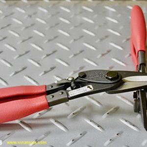 PMU-240 là kìm cắt thép tấm có lưỡi cắt sắc bén