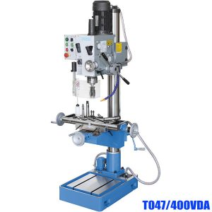 T047/400VDA Geared milling drilling machine. FERVI Germany