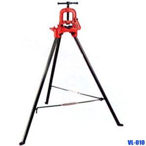 VL-010 Ê tô kẹp ống 3 chân 2-3 inch, đường kính kẹp 63-90 mm