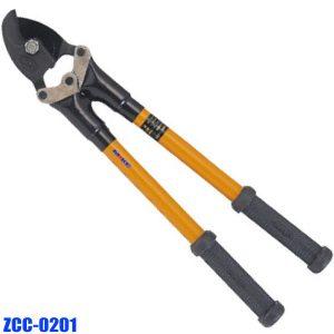 ZCC-0201 Kìm cắt cáp mỏ kéc cách điện, 21 inch, đường kính cắt 20mm