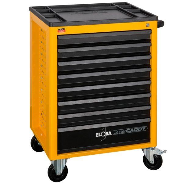 1220-L8 tủ đồ nghề 8 ngăn kéo, không bao gồm dụng cụ ELORA