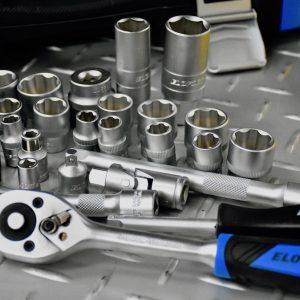 Bộ socket 49 món trong vali chuyên dụng ELOFORT 1549