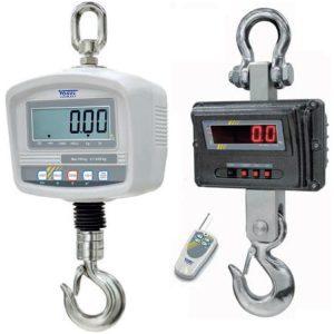 2731 cân treo cần cẩu điện tử tải trọng từ 300kg đến 10 tấn.
