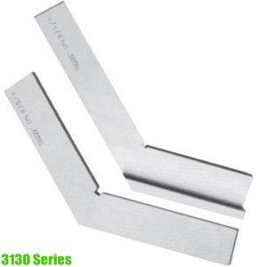 3130 Series thước eke kỹ thuật 120° và 135°, thép carbon