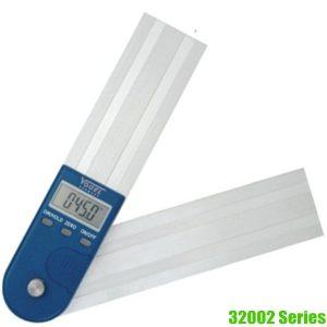 32002 Series Thước đo góc điện tử 0 - 360°, độ chính xác 0.05°