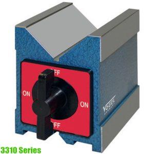 3310 Series Khối V-Block đế từ chữ V. Vogel Germany.