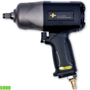"5000 pneumatic impact wrench 1/2"", 1350 NM ELORA Germany"