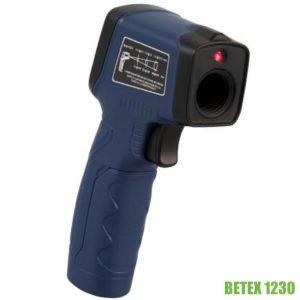 BETEX 1230 súng đo nhiệt độ từ xa tới 1370 độ C, hồng ngoại