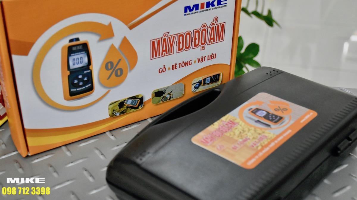 hộp đựng chuyên dụng của máy MD7820
