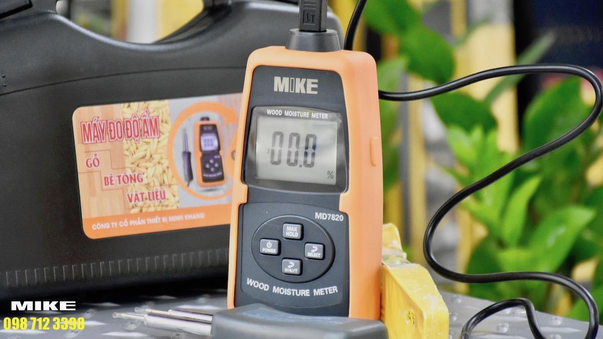 Máy đo độ ẩm vật liệu xây dựng MD7820