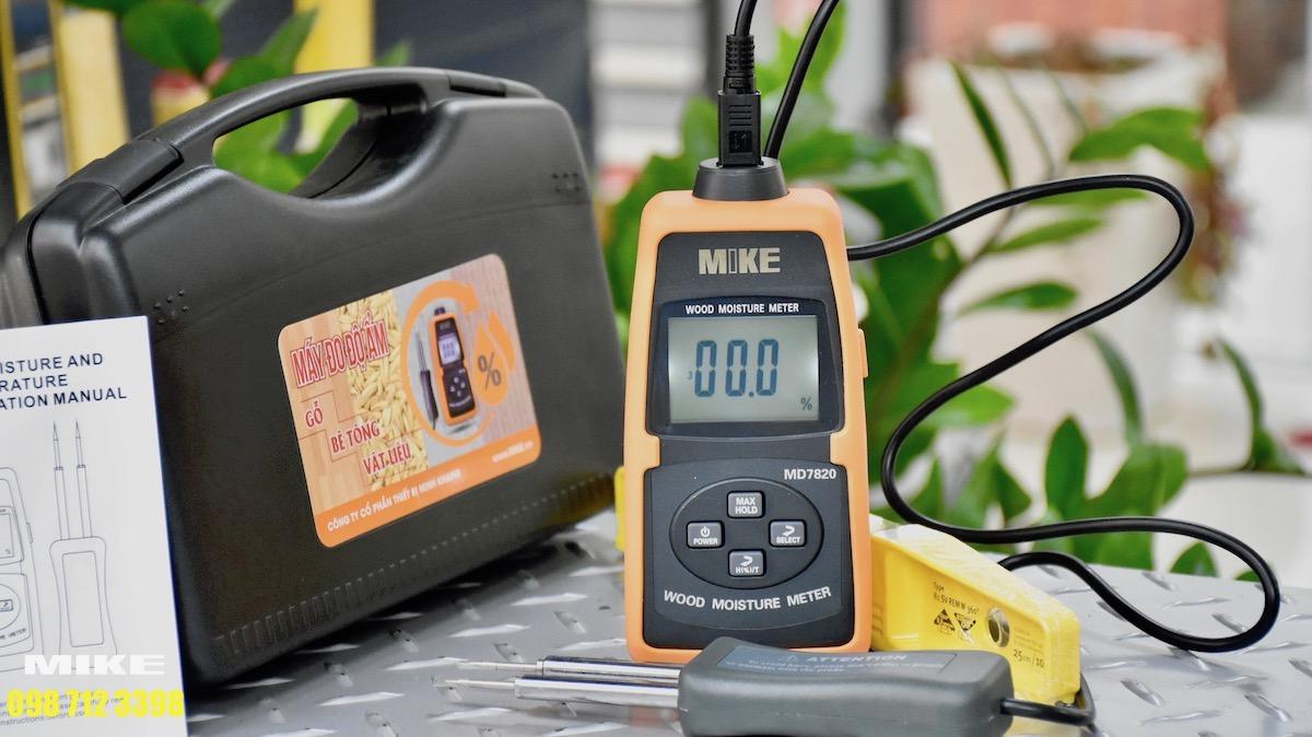 Máy đo độ ẩm bê tông
