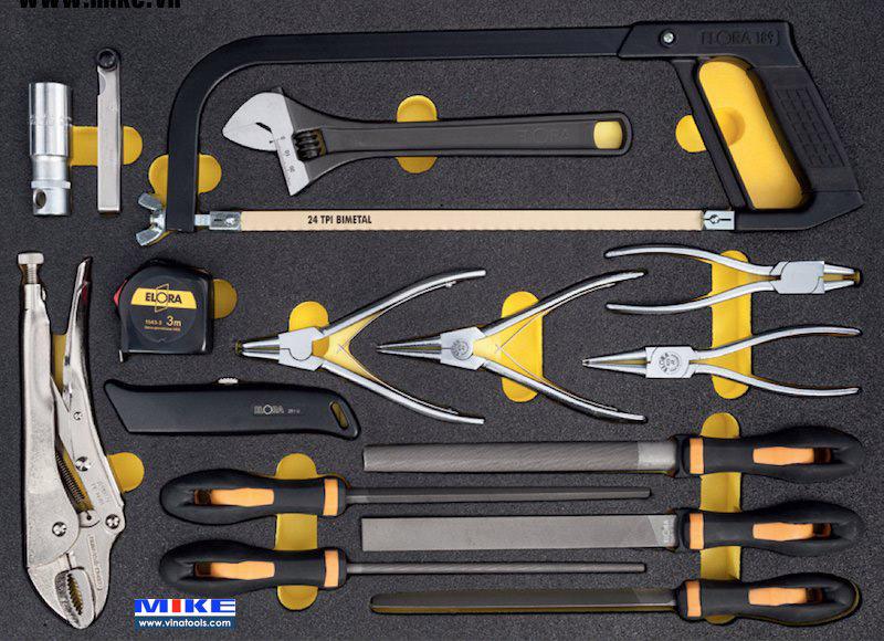 Tủ đồ nghề 7 ngăn SUPER CADDY 1220-LOT
