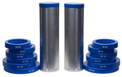 ống đóng bằng hợp kim nhôm impact BETEX
