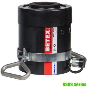 NSHS Series Kích thủy lực 100 tấn có lỗ thông tâm 79mm, hành trình 76mm