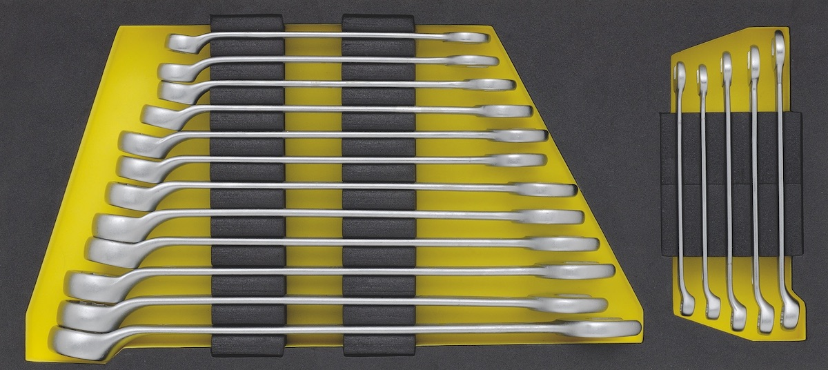 OMS-1 bộ cờ lê vòng miệng chuẩn DIN 3113B