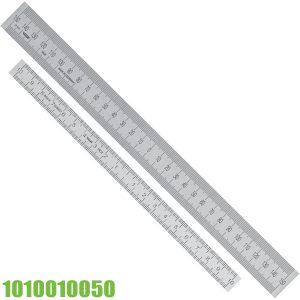 1010010050 Thước lá inox 0-250mm bản rộng 13 x 0.5mm