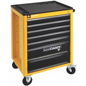 1220L7 tủ đồ nghề Super Caddy 7 ngăn tải trọng 300kg, ELORA
