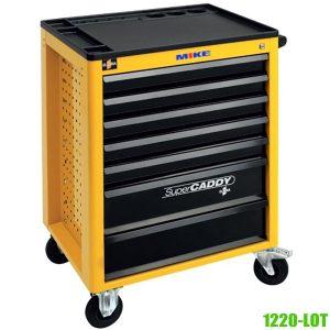 1220-LOT Tủ đồ nghề 7 ngăn chuyên cho hãng xe, bao gồm 237 món. ELORA