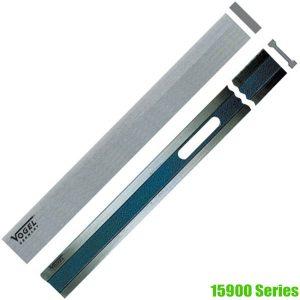 15900 Series Thước cầu INOX 500mm đến 5 mét, cấp chính xác GG0. Vogel Germany