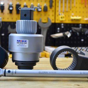 Các cơ cấu bánh răng được rèn bằng công nghệ luyện kim của CHLB Đức