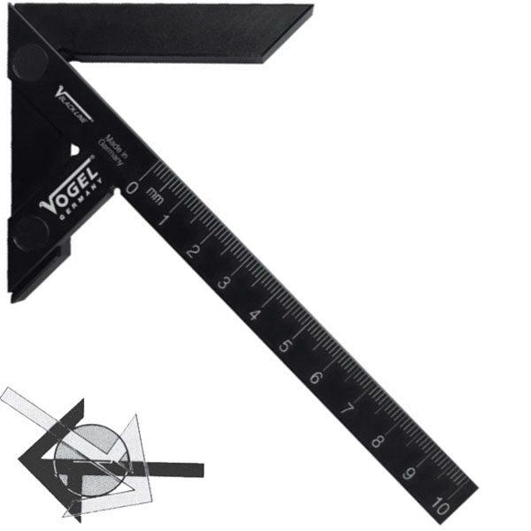 31254 Eke nhôm xác định tâm 100-500mm, đường kính tới 90-530mm