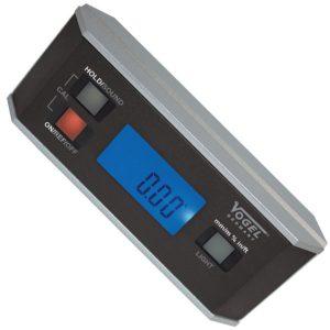 320013 Thước đo góc điện tử 4 x 90°, độ chính xác ±0.05°, chống nước IP65