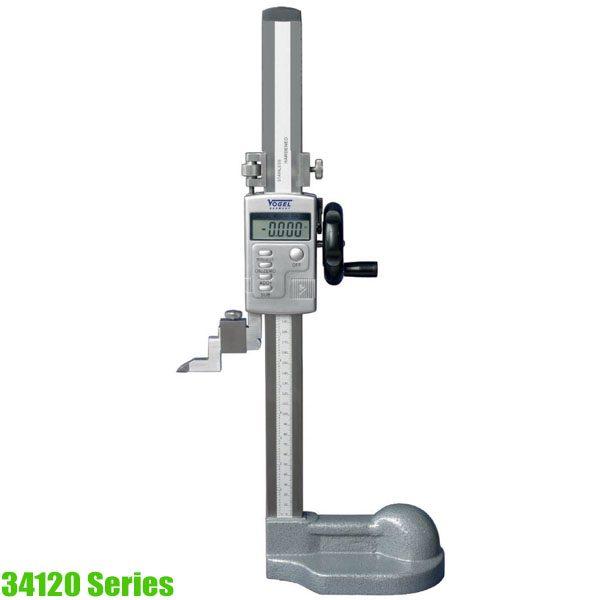 34120 Series Thước đo chiều cao điện tử 300-600mm Vogel Germany