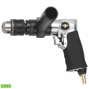 5005 Máy khoan khí nén cầm tay 13mm, 6.5 bar, tốc độc 750 rpm