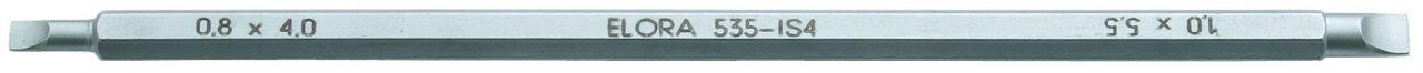 535-IS 4 Tua vít 2 đầu dẹp dài 175mm