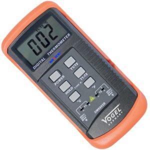640302 Máy đo nhiệt độ kỹ thuật số bằng cách tiếp xúc. -50 đến 1300 oC.