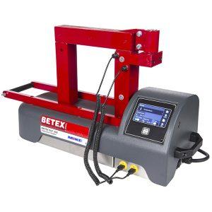 SLF 302 máy gia nhiệt vòng bi đường kính tới 500mm, 2 kênh, cảm ứng