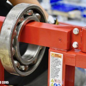 Đường kính bạc đan áp dụng lên tới 500mm