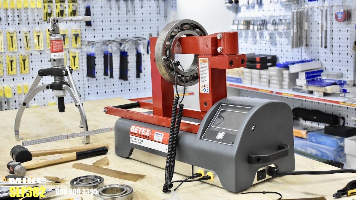 SLF302 máy gia nhiệt vòng bi có màn hình cảm ứng của BETEX