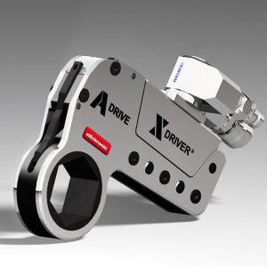 A Series máy xiết ốc bằng thủy lực, momen xoắn từ 335-83000 Nm