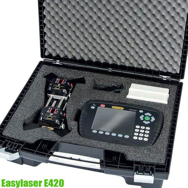 Easylaser E420Máy cân chỉnh đồng tâm trục bằng tia laser