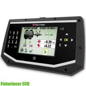 Fixturlaser ECO Máy cân chỉnh đồng trục bằng laser, khoảng cách xa nhất 3m.