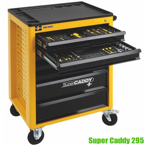 Super Caddy tủ dụng cụ 317 chi tiết dùng cho dạy nghề ô tô, sửa chữa bảo dưỡng