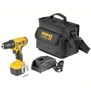 190010 Bộ máy khoan dùng pin REMS Helix VE Set