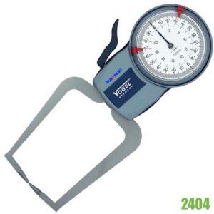 2404 đồng hồ đo độ dày kiểu Oditest, kiểm tra nhanh, chống nước IP65