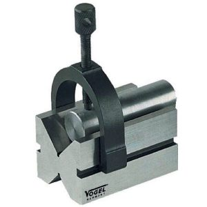 33300 Series Khối chuẩn V-Block, hợp kim cao cấp, có rãnh gắn ngàm