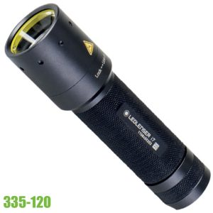 335-120 đèn pin siêu sáng 25 lux, chiếu xa 180m, chống nước mưa
