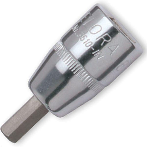 3510-IN Đầu tuýp lục giác hệ inch và mét, vuông 3/8 inch