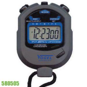 58050 đồng hồ bấm giờ điện tử trong thể thao chống thấm nước IP54.
