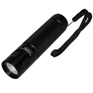 601805 Đèn pin chống nước, độ sáng 120 lumens, chiếu xa 120m.
