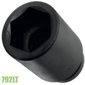 Đầu chụp đen impact socket loại dài ELORA 792LT